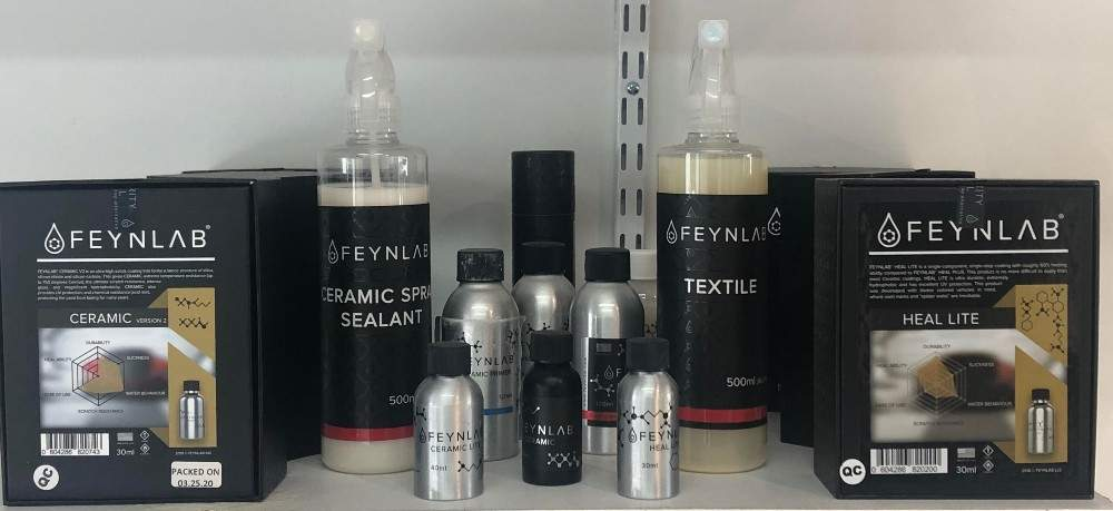 Feynlab products